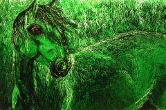 Yeşil Murat, 50x33 cm, 2005