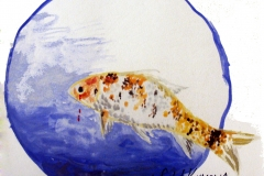 Ağlama, 12x12 cm, 1999