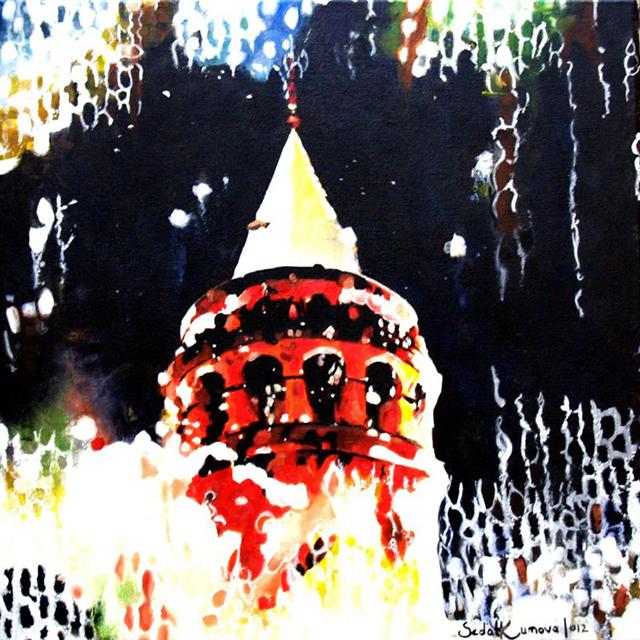 2012_3_SEDAT_KUMOVA_GALATA_2012_03_40X40CM